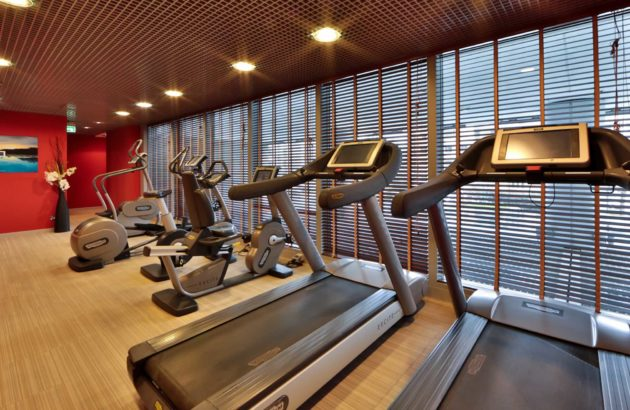 AtaHotel The One - Gym -01 Directory listings