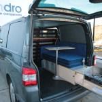 Vw Transporter Kombi Camper Unit Amdro Alternative Campervans