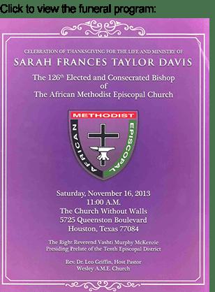 davis-funeral-program - AME Church