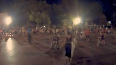 "Photo of Εξαιρετική χορογραφία στις κατασκηνώσεις του Αγ. Ανδρέα: ""Χορός με αμαξίδια"" της Φιλίππα Ζώγα."