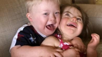 Photo of Ζευγάρι που απέκτησε μια κόρη με Σύνδρομο Down υιοθέτησε παιδί με το ίδιο σύνδρομο