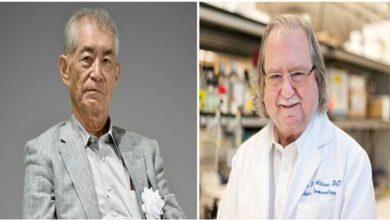 Photo of Νόμπελ Ιατρικής για τη νέα θεραπεία κατά του καρκίνου σε ένα Αμερικανό και ένα Ιάπωνα ερευνητή!