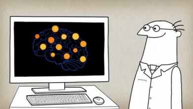 Photo of To animation που μας δείχνει πώς εξασκείται ο εγκέφαλός μας όταν παίζουμε ένα μουσικό όργανο