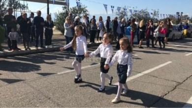 Photo of Η πιο όμορφη στιγμή στην παρέλαση της Στυλίδας: Τυφλή μαθήτρια παρέλασε με τη βοήθεια συμμαθητών της