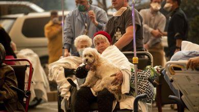 Photo of Άνθρωποι με αναπηρία στις μεγάλες φωτιές της Καλιφόρνιας: ελλείψεις και συμπεράσματα