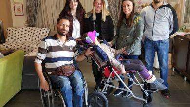 Photo of Ο Σύλλογος ΑμεΑ Αρκαδίας παρέδωσε αναπηρικό αμαξίδιο σε μικρό κοριτσάκι!