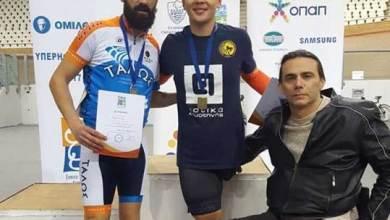 Photo of Τέσσερα εθνικά ρεκόρ από Παπαγγελή, Ελ Λατίφ και Σανδαλάκη στο πανελλήνιο πρωτάθλημα ποδηλασίας πίστας