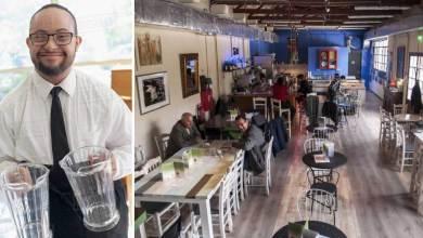 Photo of Mύρτιλλο: το αθηναϊκό café που προσλαμβάνει αποκλειστικά άτομα με αναπηρία, μας υποδέχεται στο νέο του χώρο