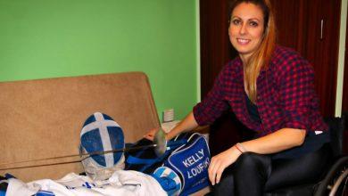 Photo of Κέλλυ Λουφάκη: Κερδίζει με το σπαθί της το μετάλλιο της ζωής