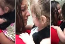 Photo of Τυφλό κοριτσάκι αντικρίζει για πρώτη φορά τη μαμά του [video]