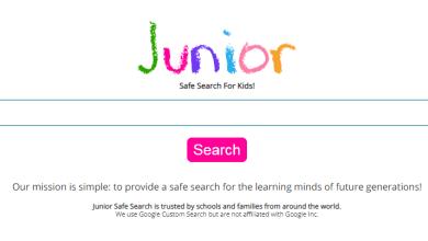 Photo of Junior Safe Search: Η Google παρουσιάζει τη δική της μηχανή αναζήτησης για παιδιά!