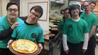 Photo of 8 νέοι με σύνδρομο Down που δεν τους προσλάμβανε κανείς άνοιξαν δική τους πιτσαρία και έσπασαν κάθε στερεότυπο