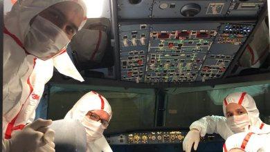 Photo of Κορωνοϊός: Πτήση με ιατρικό φορτίο ελπίδας από την Κίνα