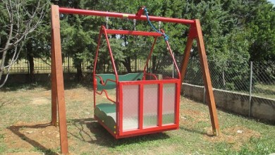 Photo of Αλεξανδρούπολη: Δωρεά κούνιας για παιδιά σε αναπηρικό αμαξίδιο