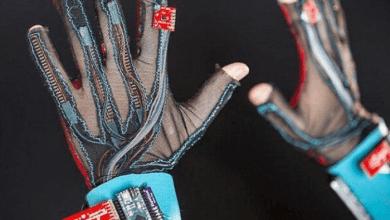 Photo of Το έξυπνο γάντι που μεταφράζει τη νοηματική γλώσσα!