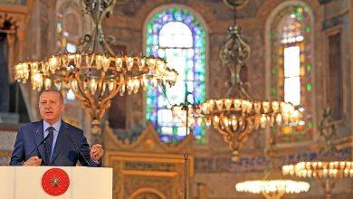 Photo of Παγκόσμια οργή για την μετατροπή της Αγιάς Σοφιάς σε τζαμί: Θλιβερή και διχαστική απόφαση