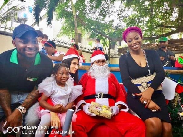 Imade Adeleke School Christmas Concert (2)