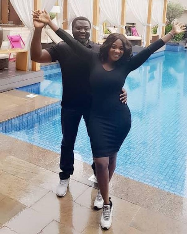 Mercy Johnson's Valentine's Day Message To Husband (2)