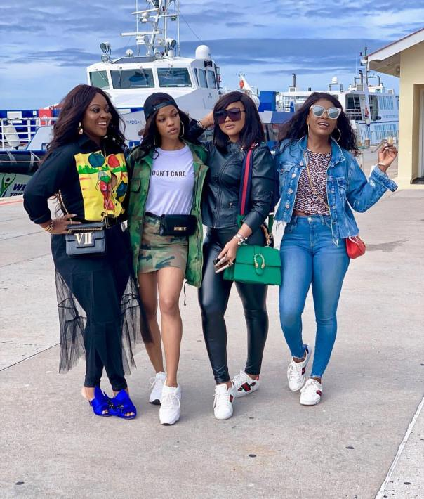 Nollywood Stars Visit Robben Island (2)