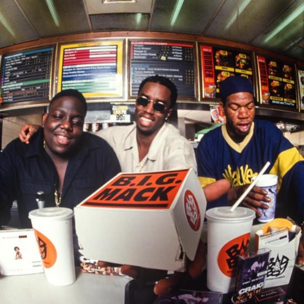 Diddy Throwback Featuring The Notorious B.I.G And Craig Mack (2)
