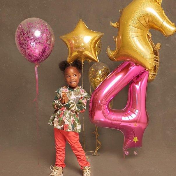 Davido Celebrates Daughter Imade On 4th Birthday (2)