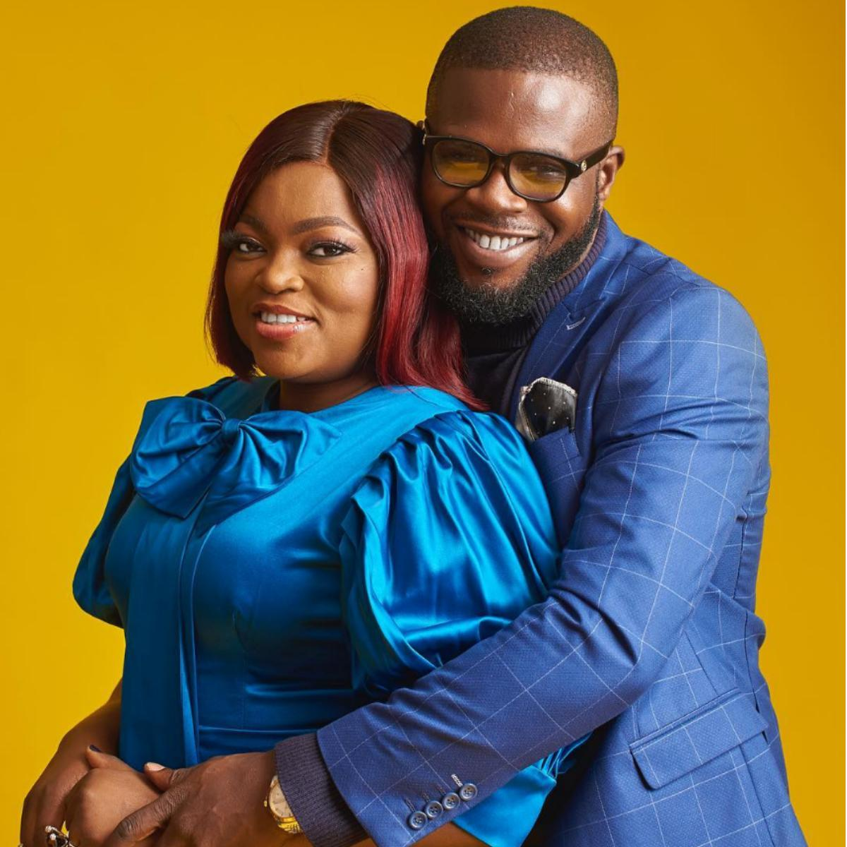 Nigerian Celebrity News: Funke Akindele's Husband JJC