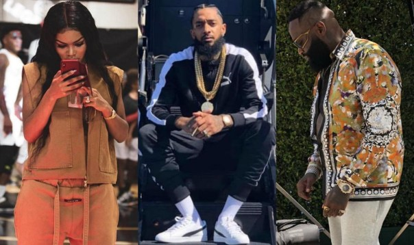 Teyana Taylor Salutes Rick Ross For Nipsey Hussle On Port Of Miami 2 (2)