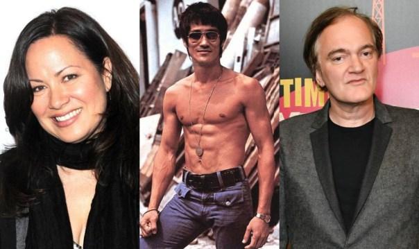 Bruce Lee's Daughter Tells Quentin Tarantino To Shut Up (2)