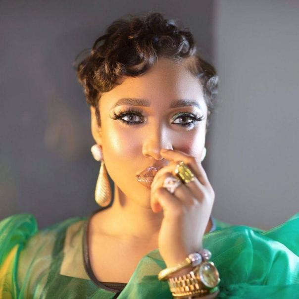 Tonto Dikeh Tells Her Bae His Ego Wouldn't Let Her Be In His Arms
