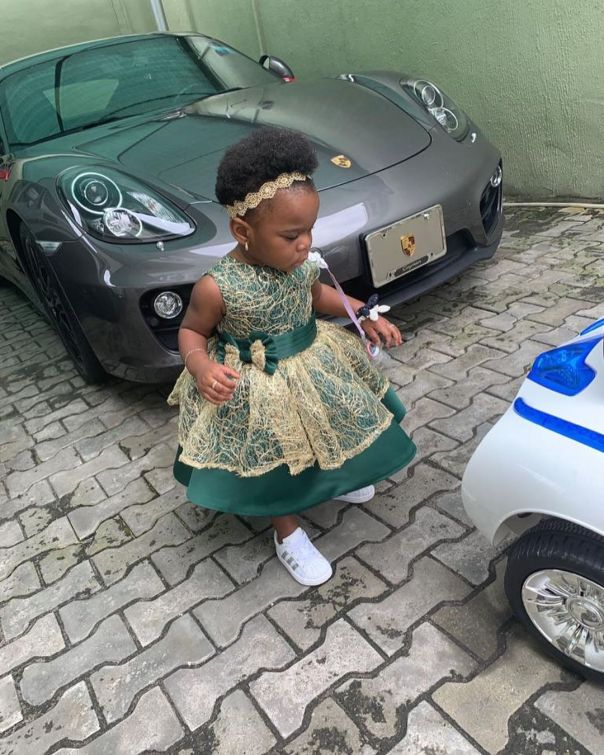 Patoranking Daughter Nickelodeon NickFest Nigeria 2019 (2)
