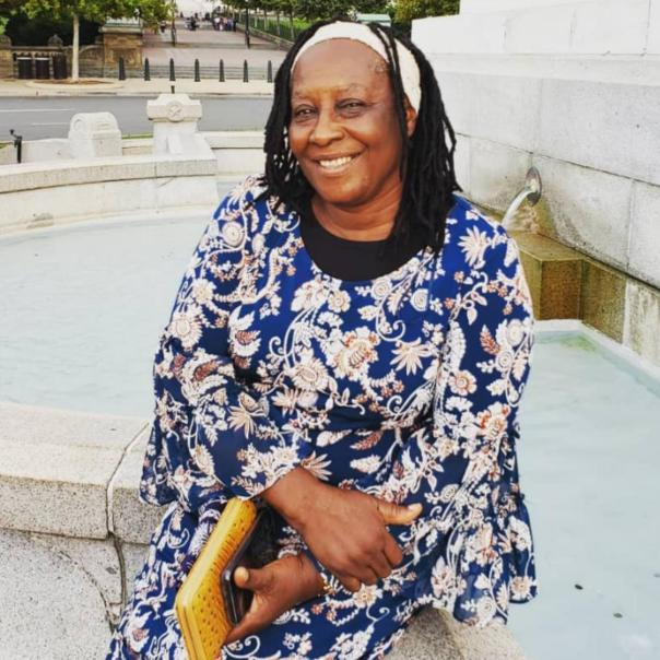 Patience Ozokwor Insists You Don't Let This Life Live You