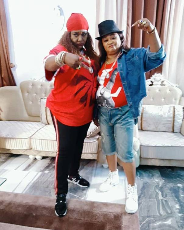 Ebele Okaro And Rachael Oniga Show Off Their Swag (4)