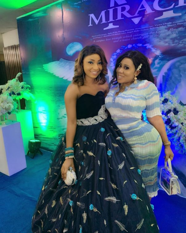 Belinda Effah Premieres Miracle The Movie (2)