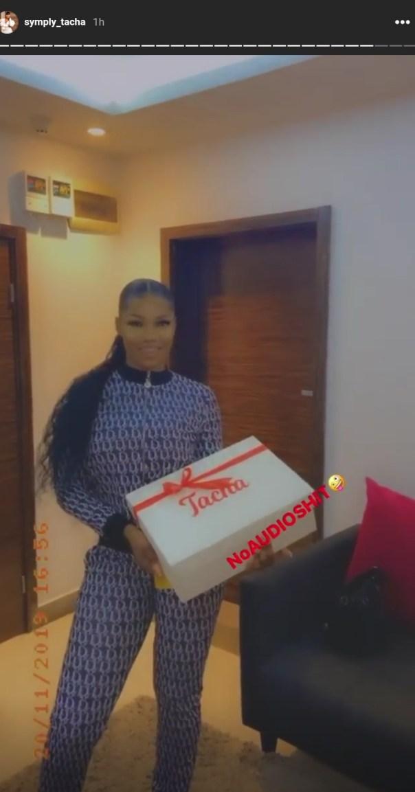 Tacha Flaunts Her Partnership Deal With Ciroc (2)