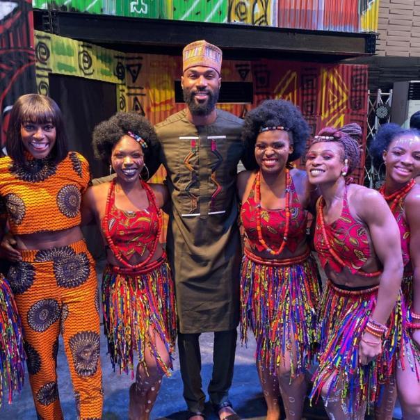 Fela's Republic And The Kalakuta Queens Show