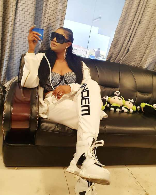 Angela Okorie Attacked By Armed Robbers (2)