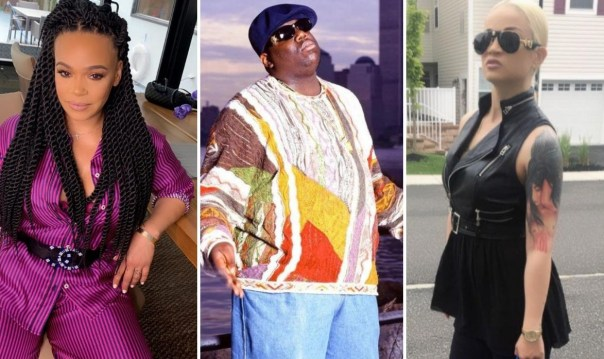 Faith Evans Found Out The Notorious B.I.G Was Dating Charli Baltimore (2)