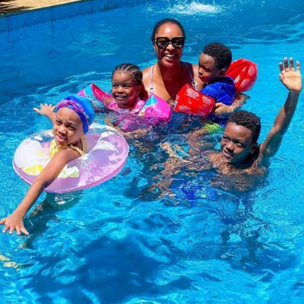 Raising Kids This Era Amazing Scary Anita Okoye