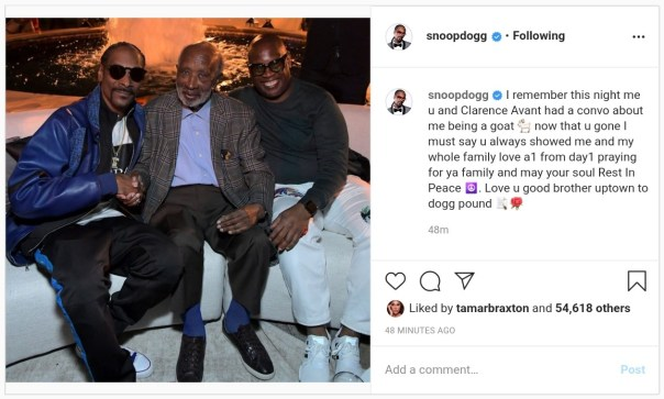 Andre Harrell Death At 59 Snoop Dogg Reacts (2)