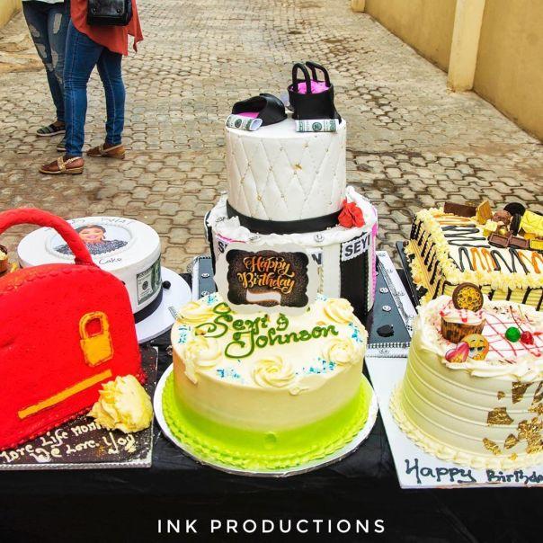 Seyi Edun 22 Birthday Cakes (2)