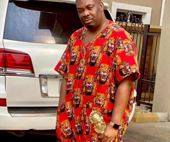 Everything Going On Scattering Don Jazzy Head