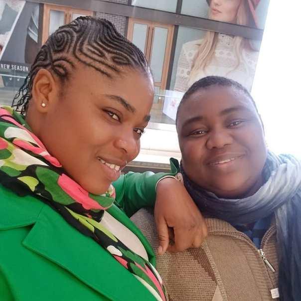 Eniola Badmus Mother Birthday