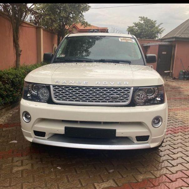 Yoruba Movie Actress Bewaji Range Rover (2)