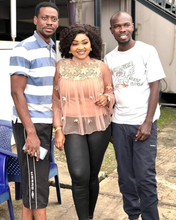 Mercy Aigbe End Game The Movie