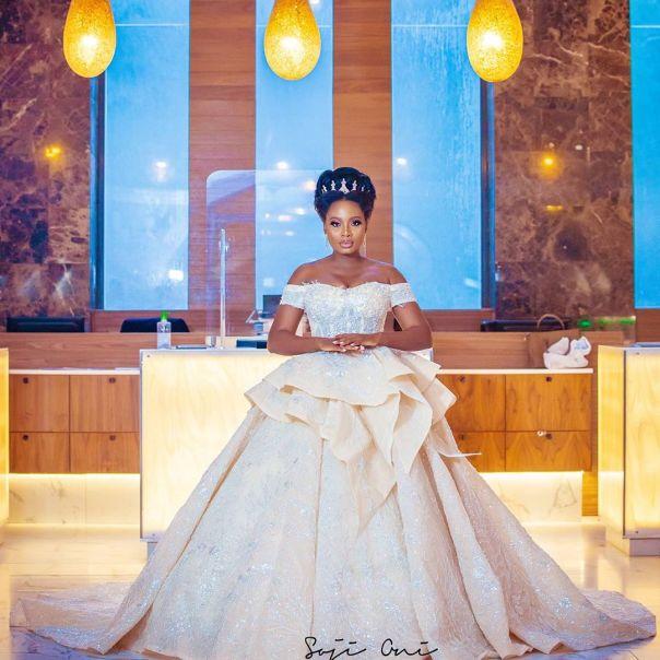 Adebimpe Oyebade Wedding Photoshoot Lateef Adedimeji