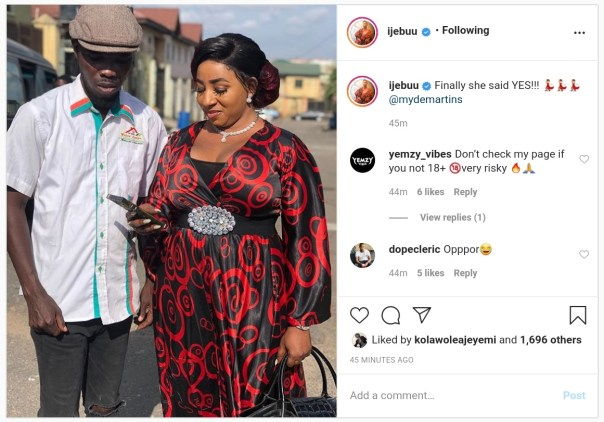 Mide Martins And Olatayo Amokade ENU MI The Movie (2)
