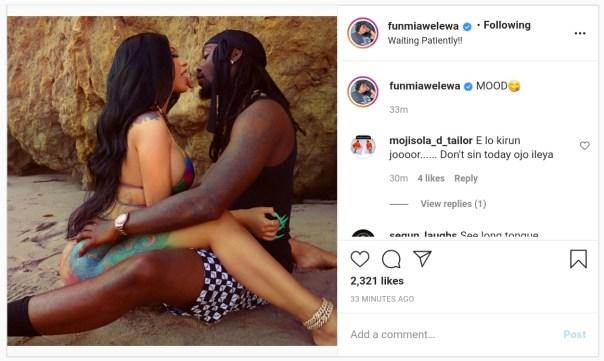 Funmi Awelewa Mood