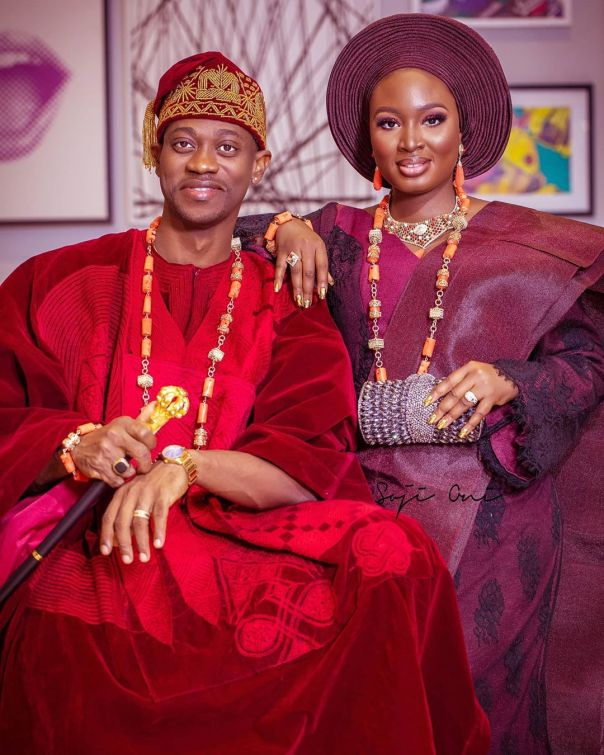 Adebimpe Oyebade And Lateef Adedimeji Traditional Wedding Today