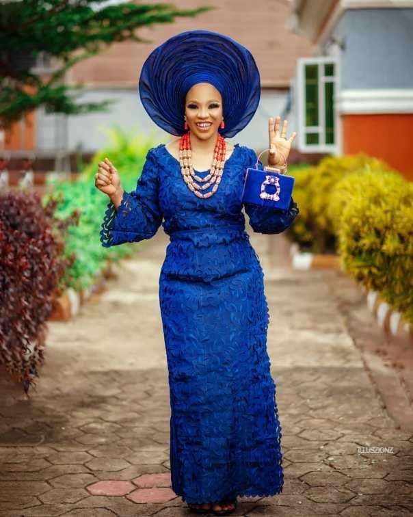 Mosun Filani Nigerian Actress