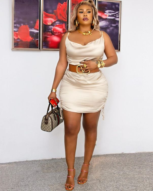 Daniella Okeke Straight Face Photo Shoot (3) Amebo Book